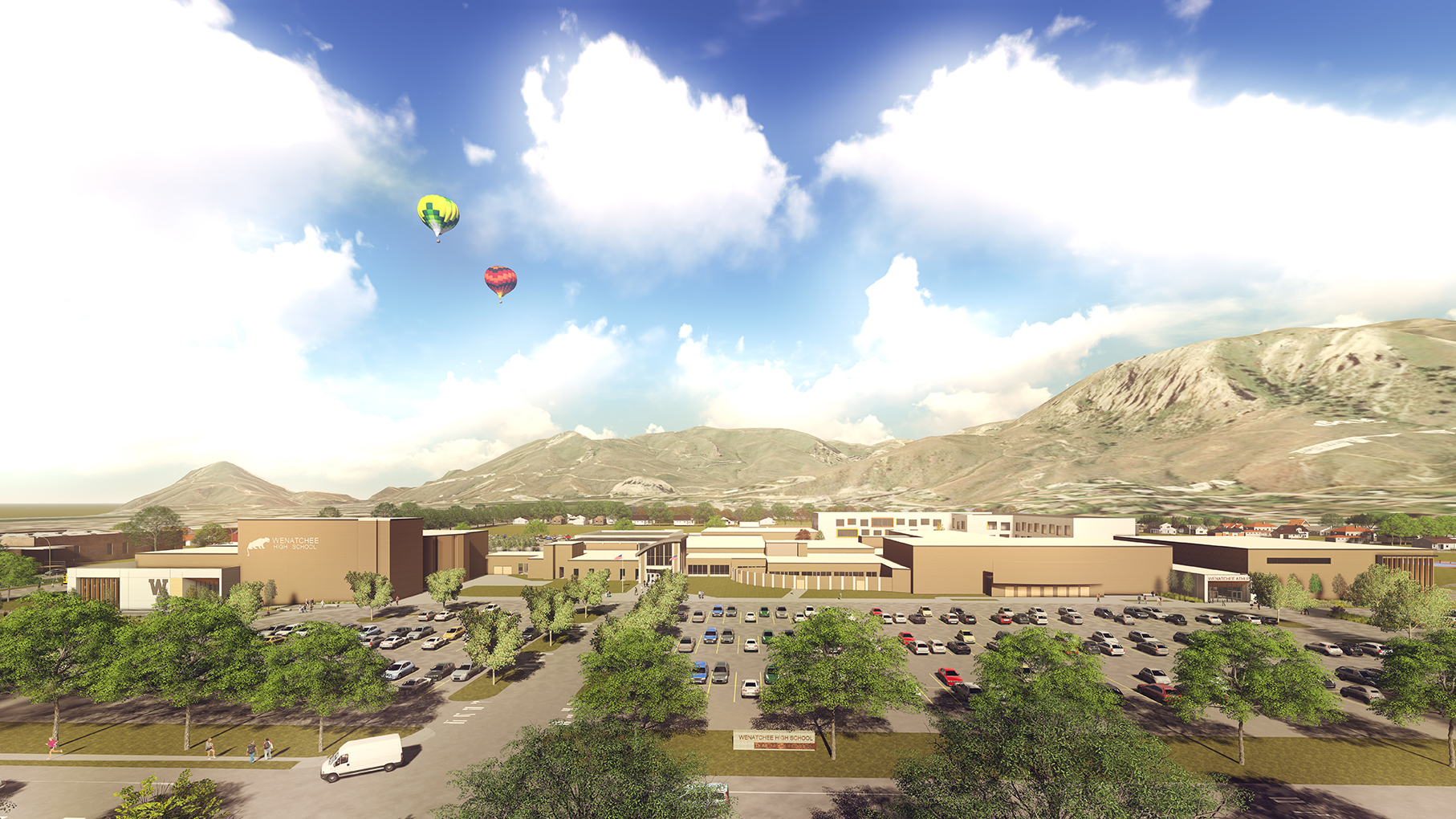 Wenatchee High School Pre-Bond Planning 2