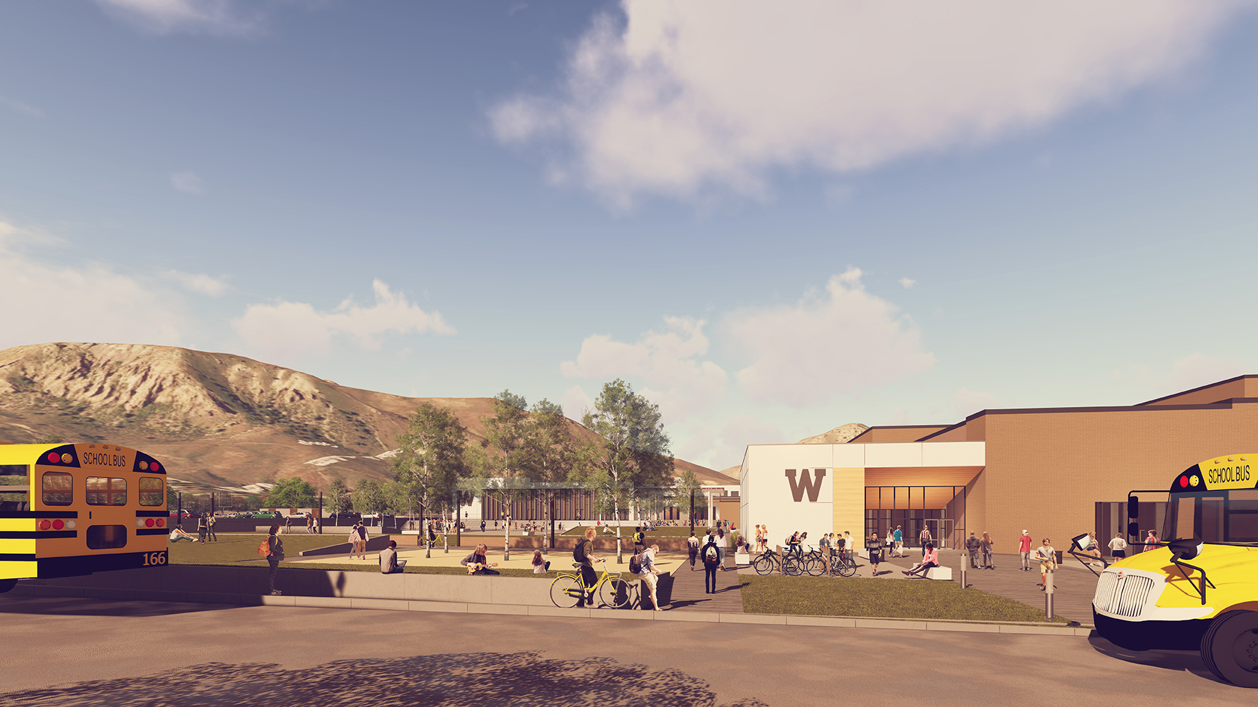 Wenatchee High School Pre-Bond Planning 9