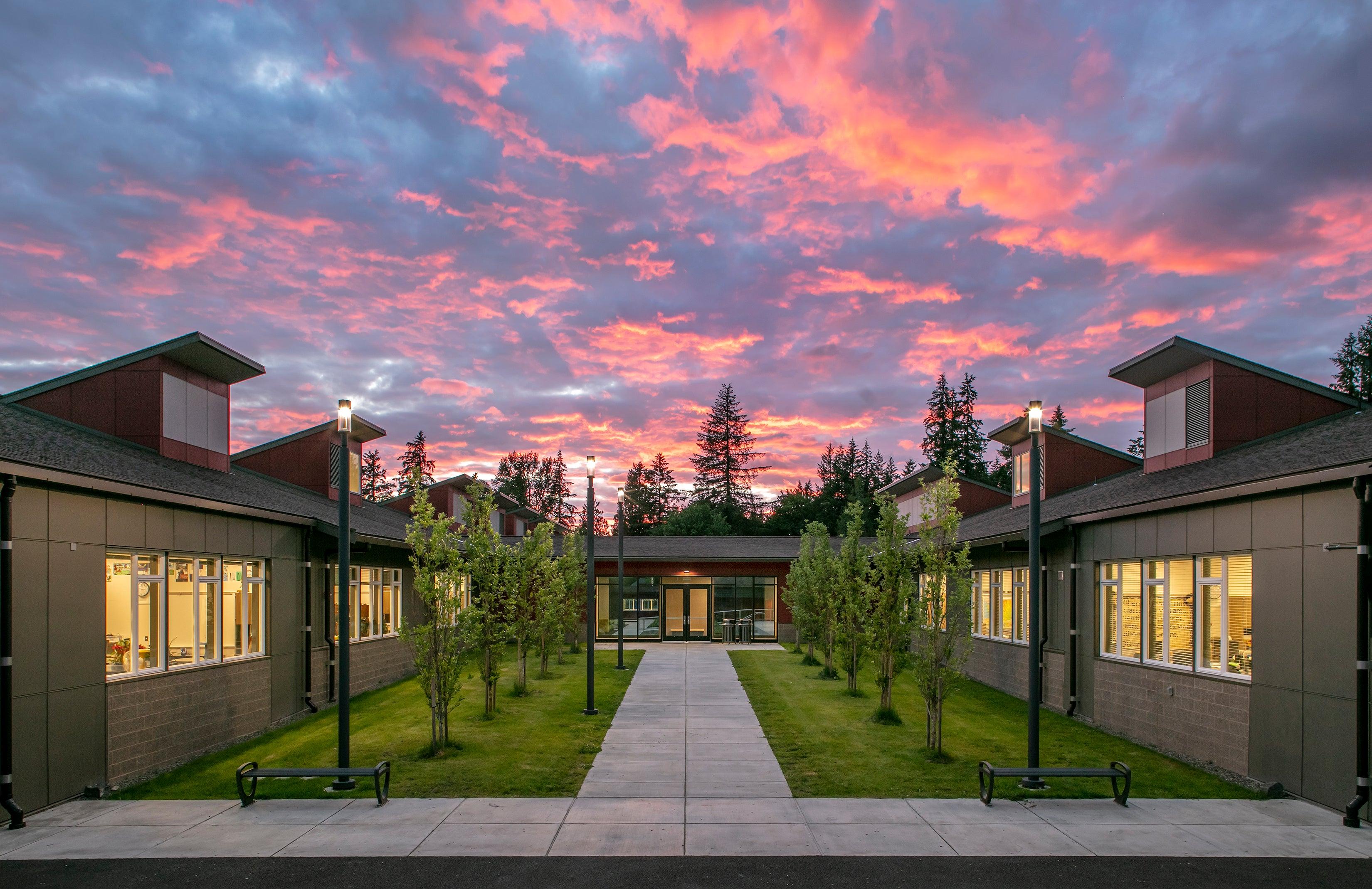 Littlerock Elementary School - TCF Architecture