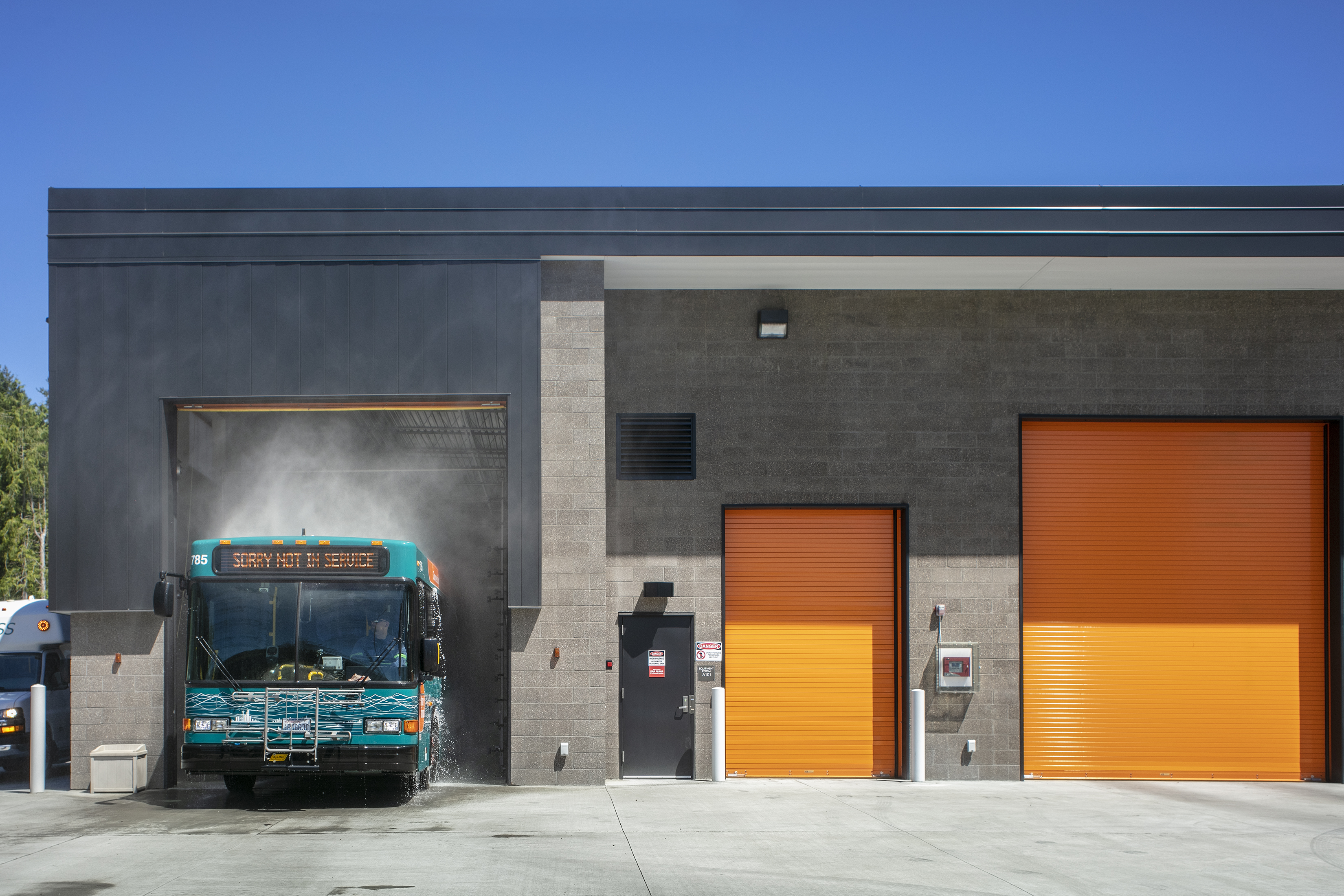 Kitsap Transit North Base and Park and Ride 2
