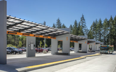 Kitsap Transit North Base and Park and Ride 6