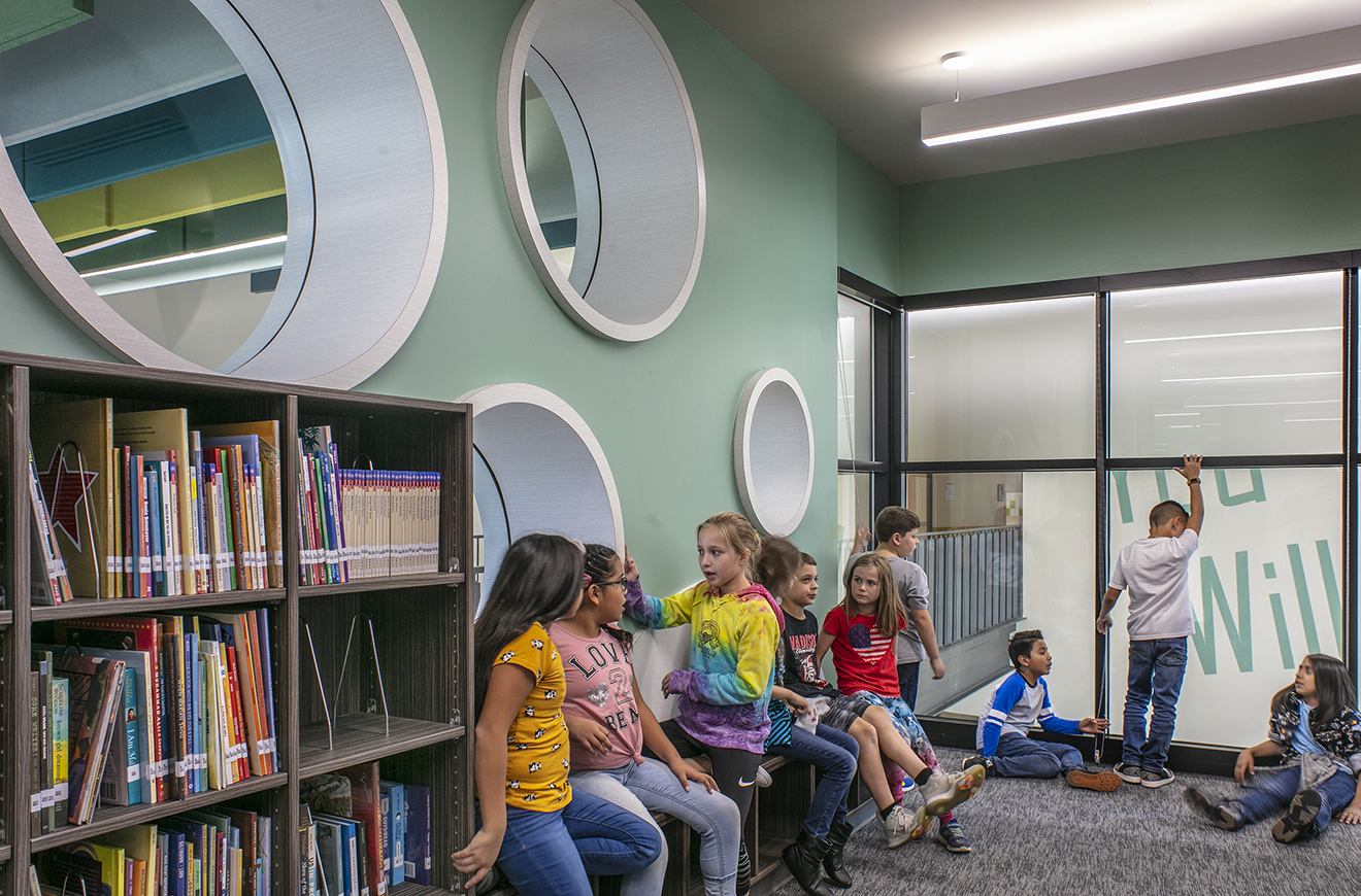 Harriet Rowley Elementary School 6