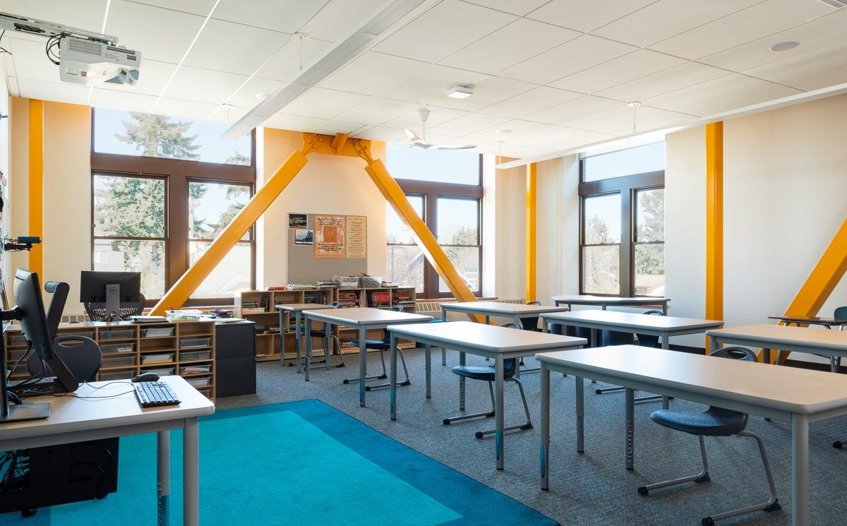 Webster School for Licton Springs K8 3